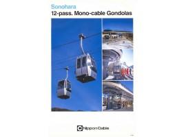 Mono-cable Gondolas (12인승)