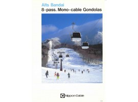 Mono-cable Gondolas (8인승)