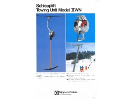 Schlepp-lift (Towing Unit Model)