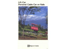 Lift-Car (Personal Cable Car on Rail)